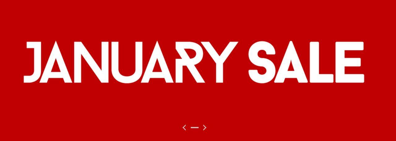 Sony drar igång januarirea på PSN