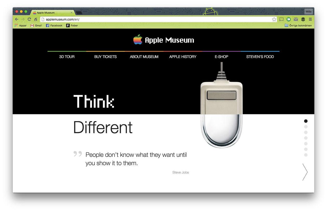 Inofficiellt Apple-museum öppnat i Prag