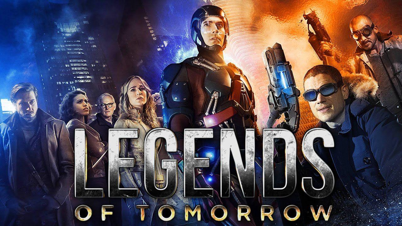 Ny trailer för Legends of Tomorrow