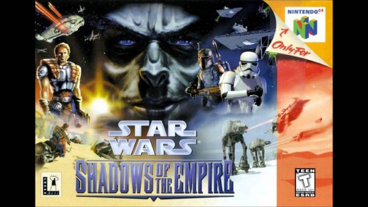 The Force Awakens hette från början Shadow of the Empire