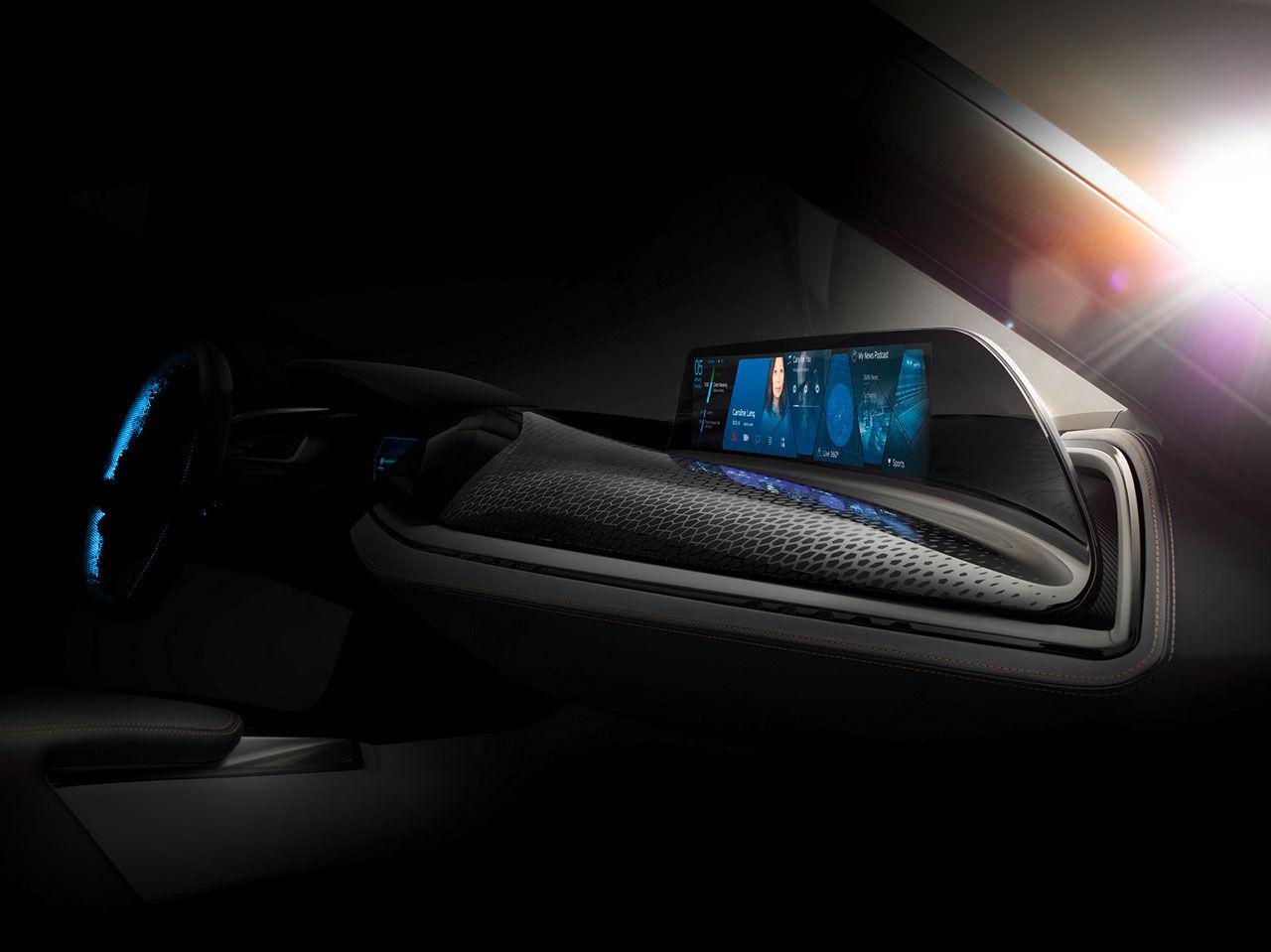 BMW visar nytt koncept på CES