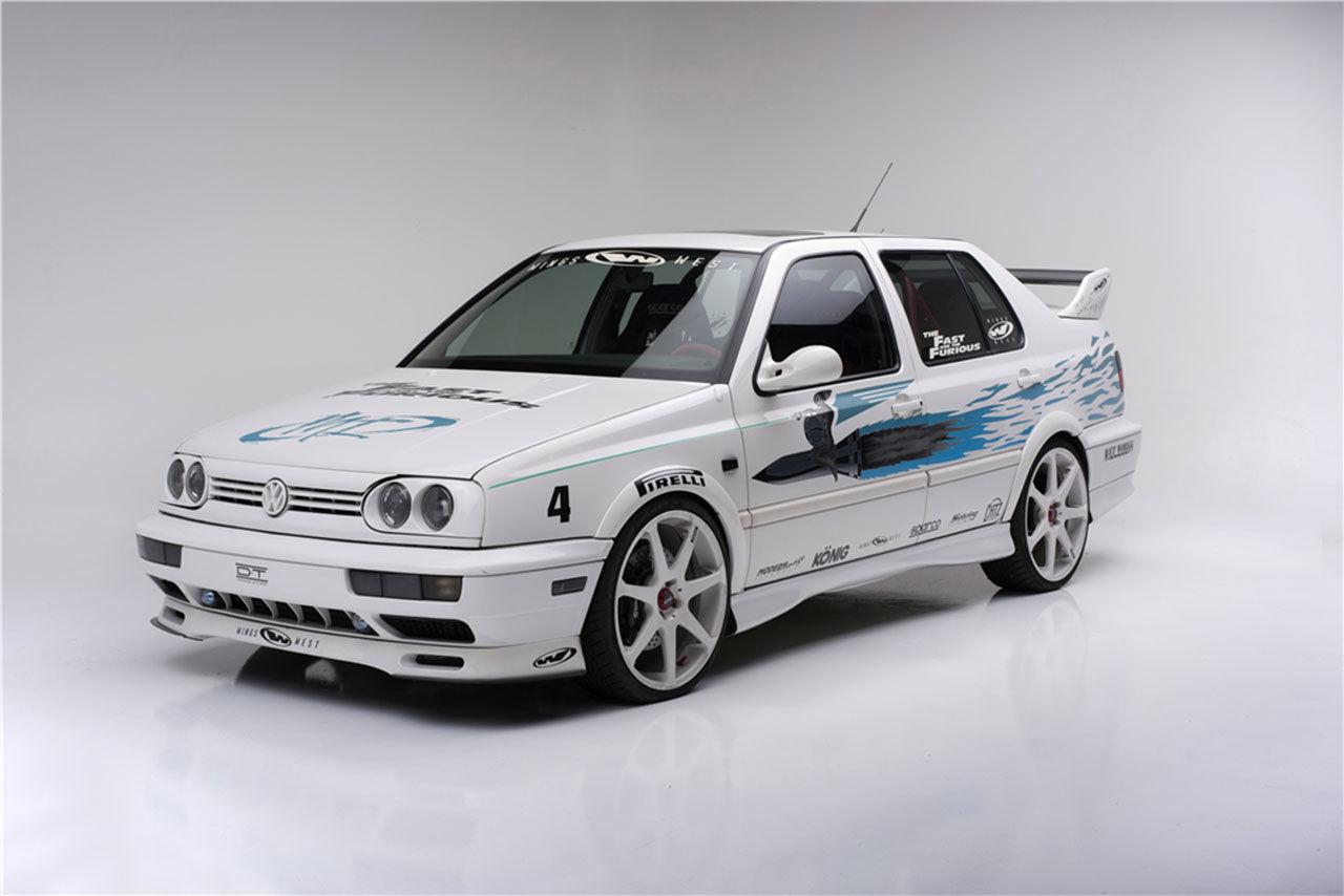 Jettan från Fast & Furious är till salu