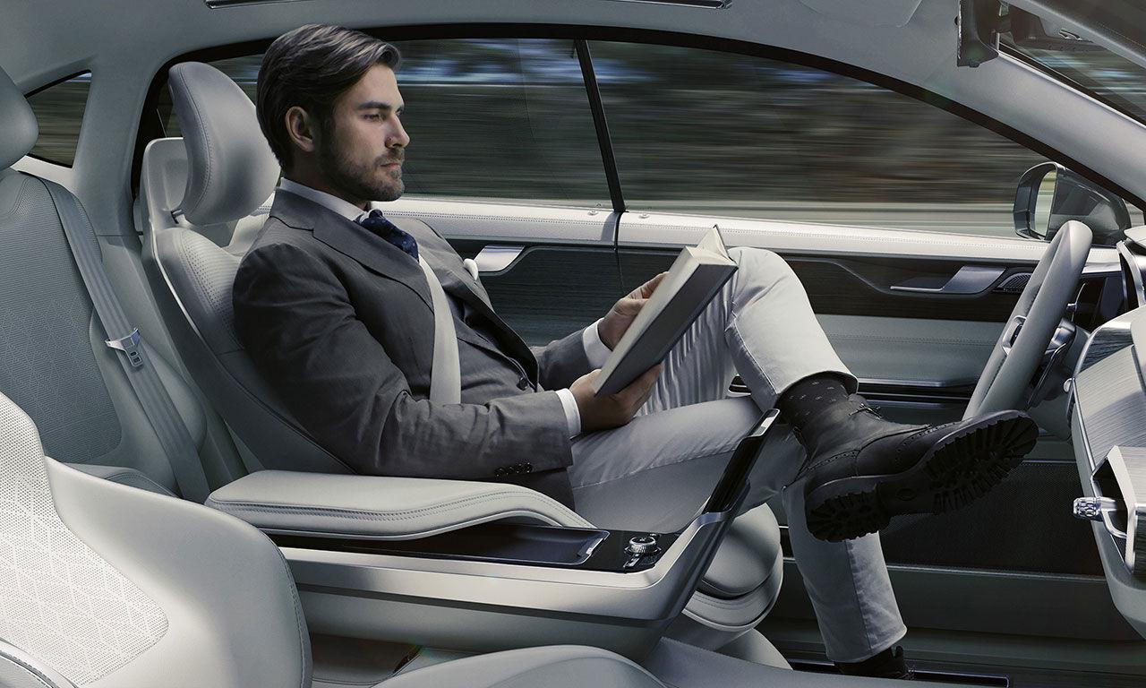 Volvo och Ericsson i samarbete om bilunderhållningssystem