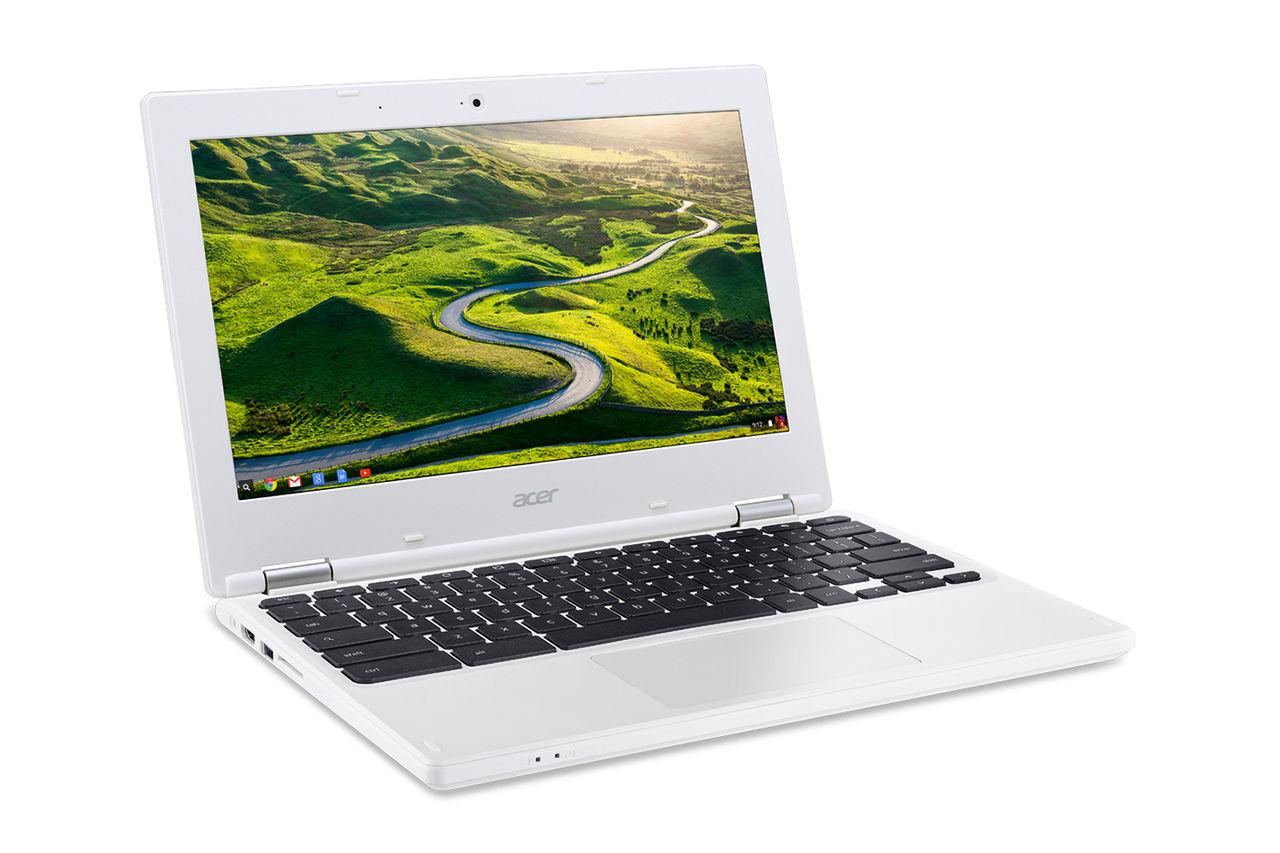 Acer visar upp ny tålig Chromebook
