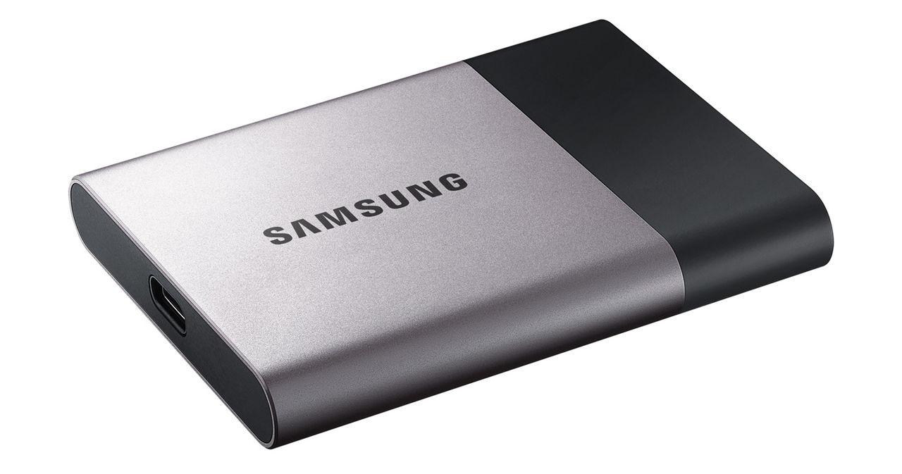 Portabel SSD på 2TB från Samsung