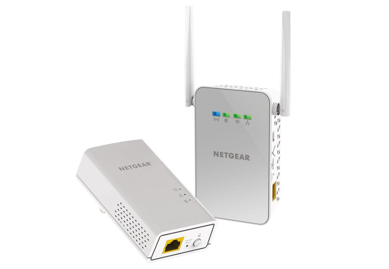 Netgear PowerLine 1000 fixar wifi direkt från eluttaget