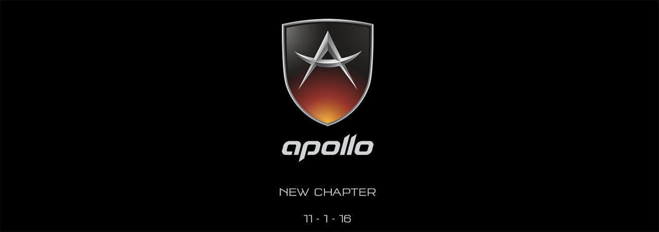 Gumpert heter nu Apollo Automobil