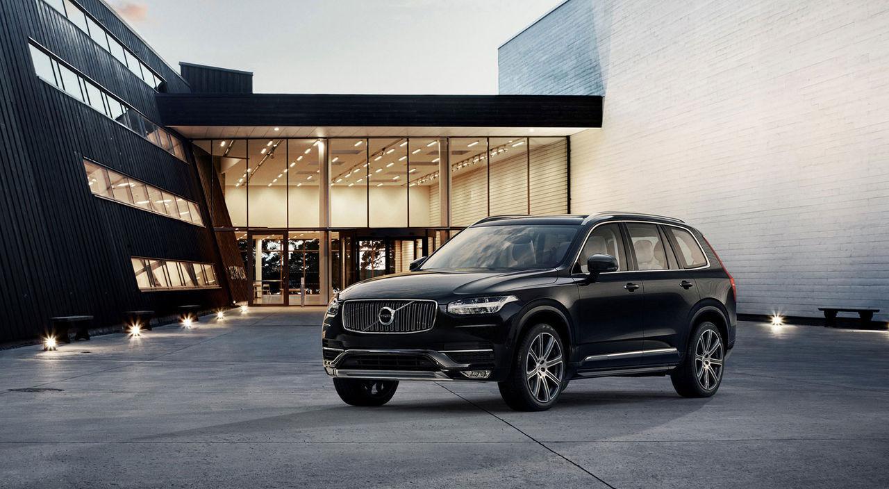 Volvo sätter försäljningsrekord