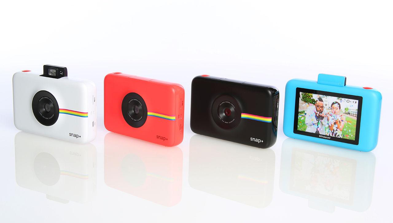 Polaroid visar upp Snap+