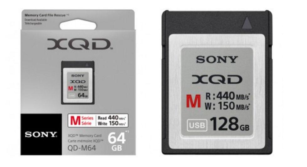 Nikon presenterar nya och snabbare XQD- och SD-kort