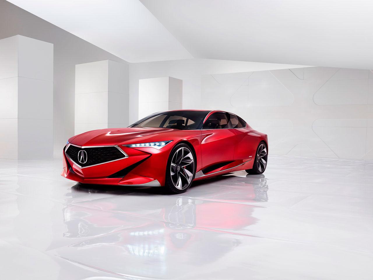 Precision - nytt koncept från Acura