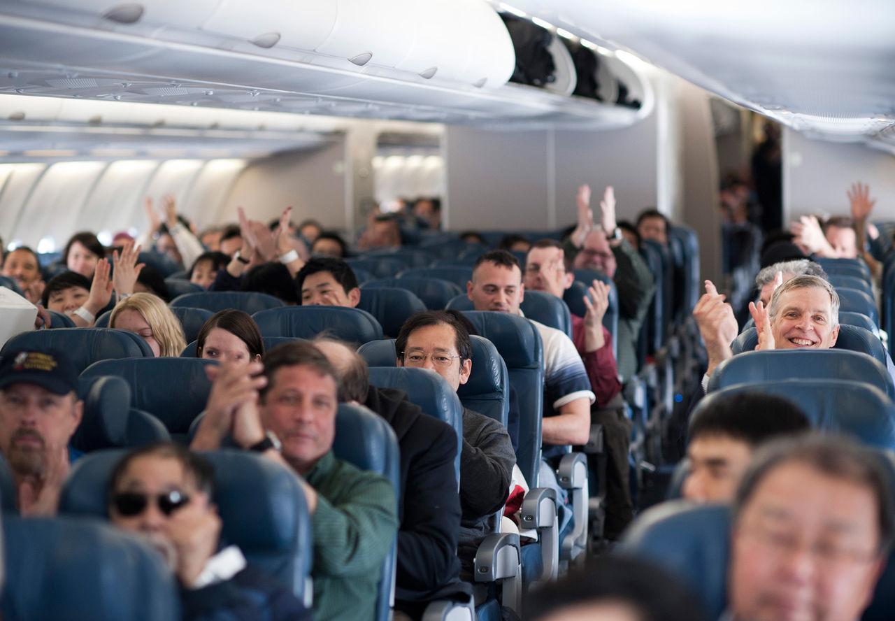 Medresenärerna på flyget vi avskyr mest