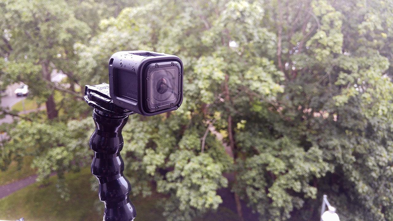 GoPro sparkar 7 procent av arbetsstyrkan