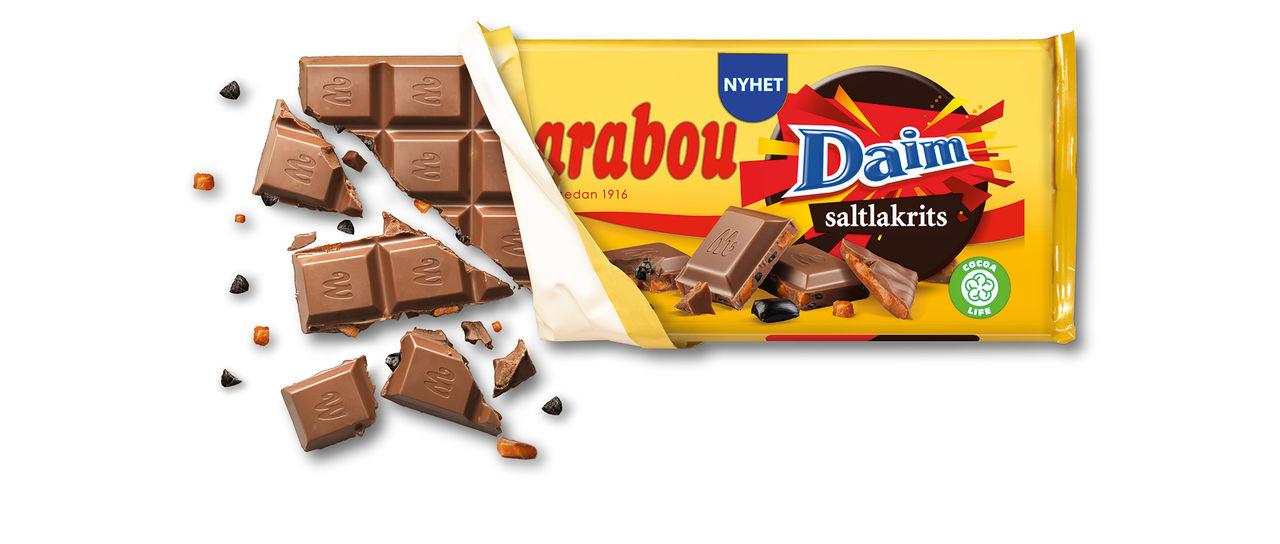 Marabou släpper ny chokladkaka