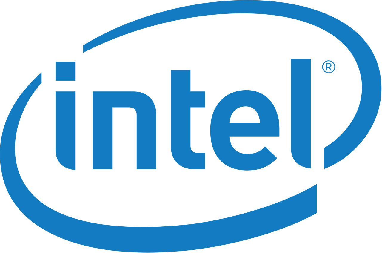 Intel håller sig över ytan trots pc-marknadens förfall