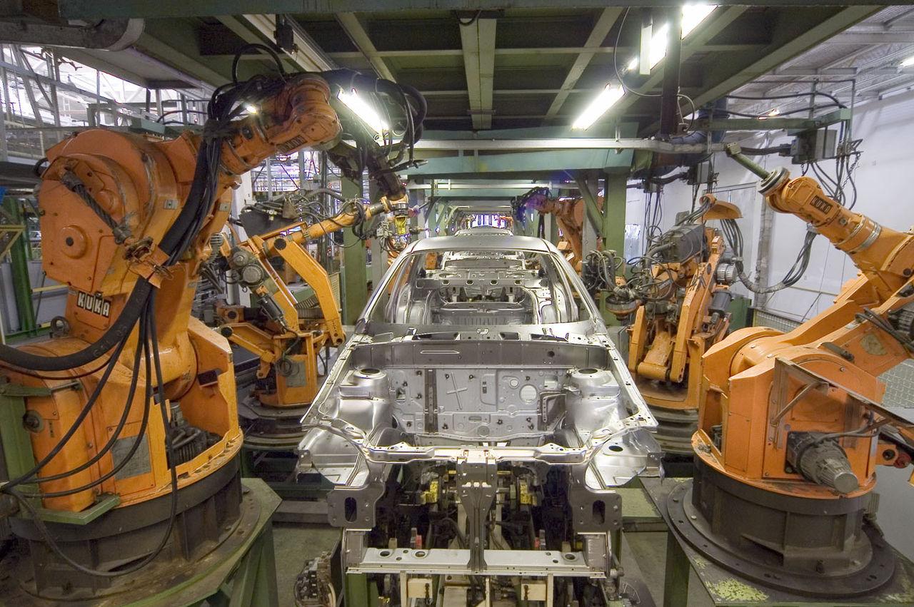 Kinesisk fabrik ersatte 90 procent av de anställda med robotar