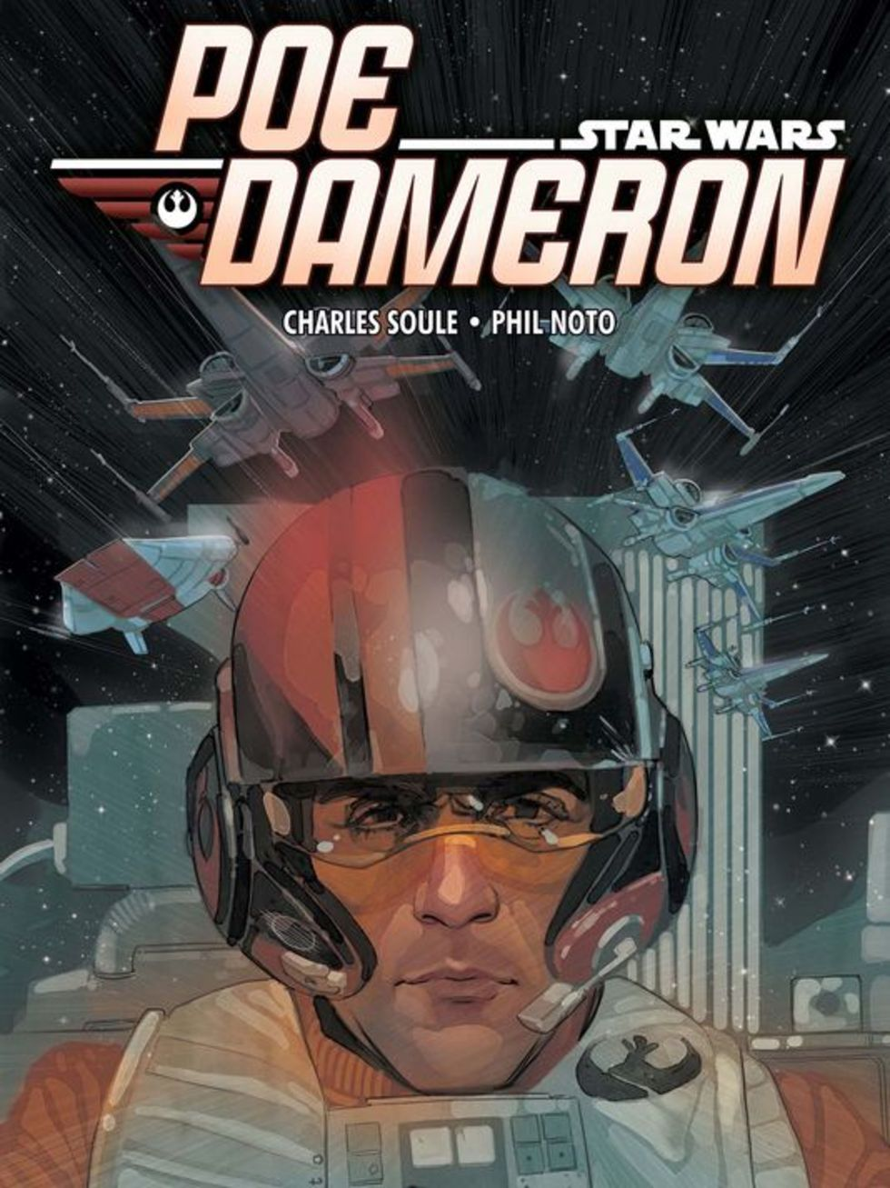 Poe Damerons äventyr innan The Force Awakens blir serietidning