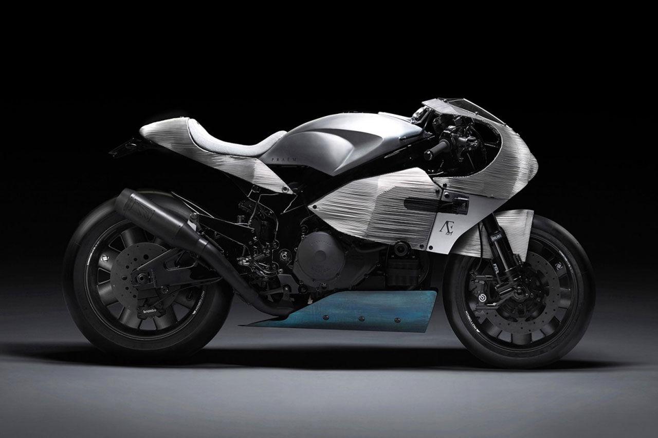 Världens mest exklusiva Honda RC51