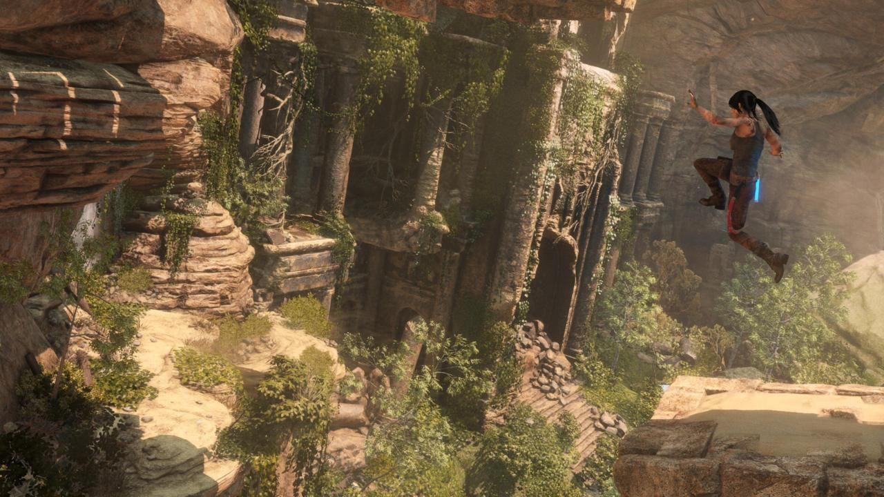 Regissör för Rise of the Tomb Raider lämnar Crystal Dynamics