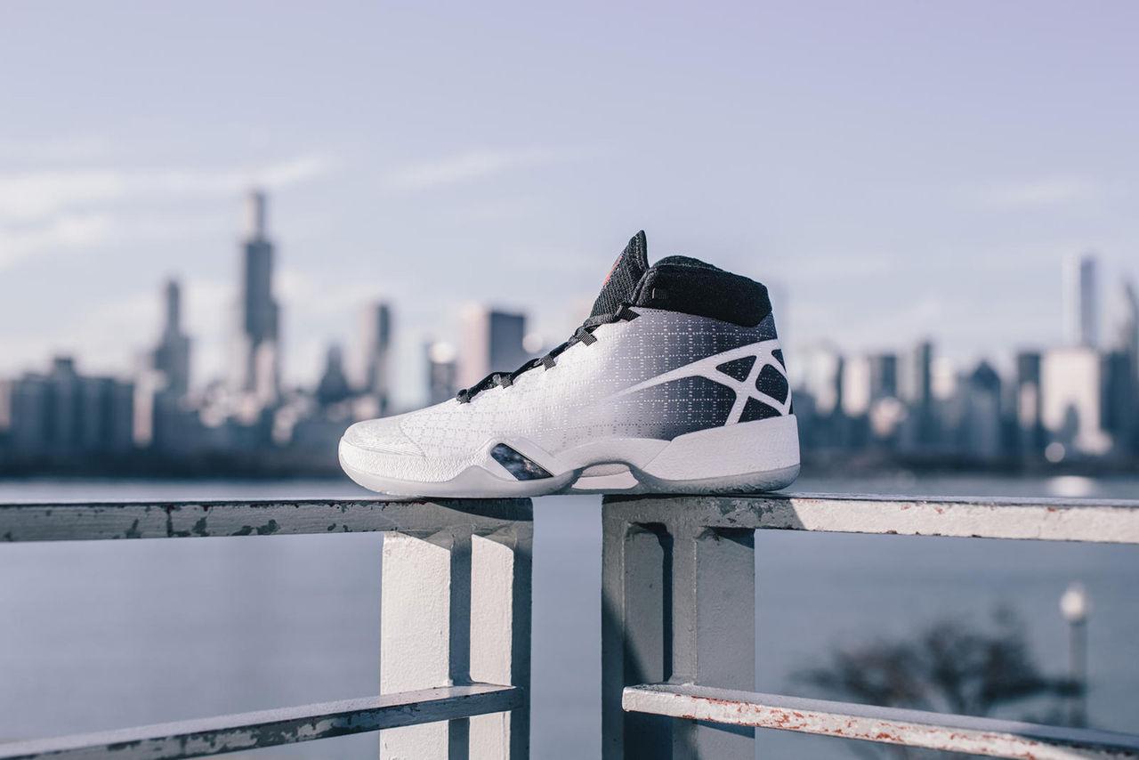 Nike visar upp Air Jordan XXX