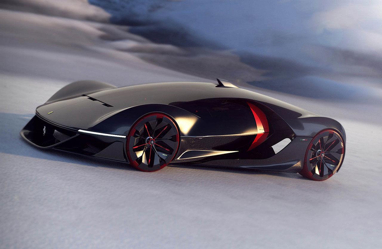 Vinnaren i Ferraris designtävling utsedd