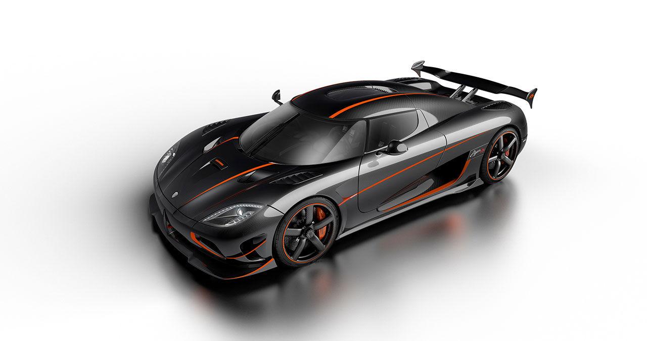 Koenigsegg har sålt alla Agera RS