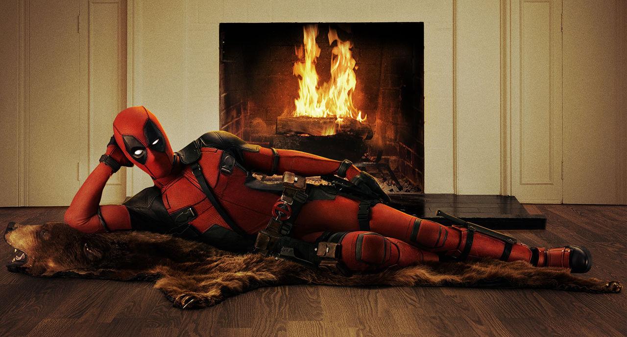 Deadpool smygvisades under gårdagen