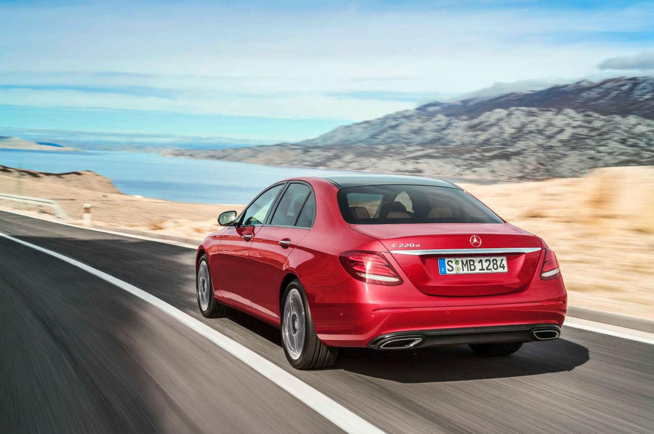 Nya Mercedes E-Klass blir din för 375 900 kronor