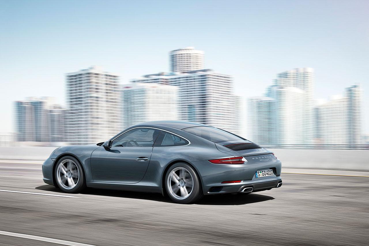Porsche bekräftar att hybridversion av 911 är på gång
