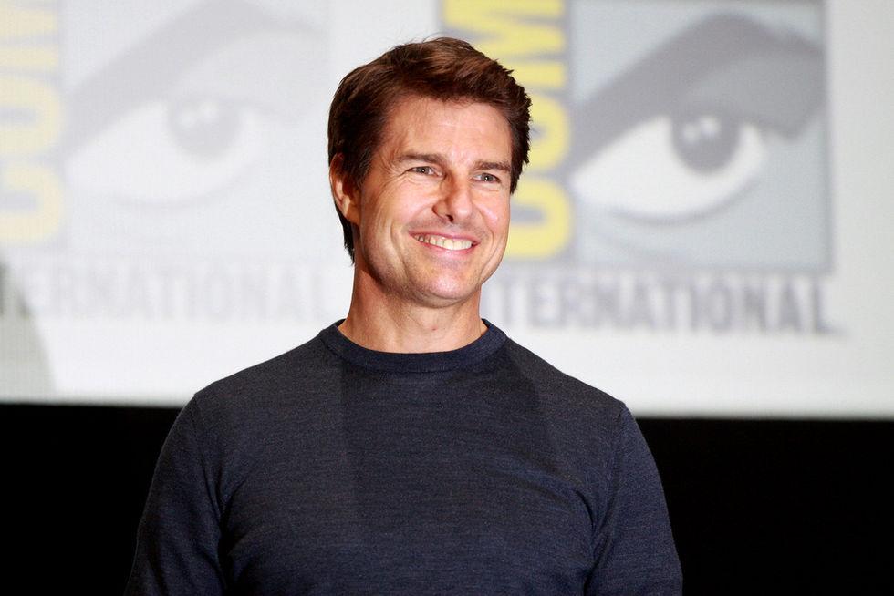 Tom Cruise bekräftar medverkan i Mumien-remake