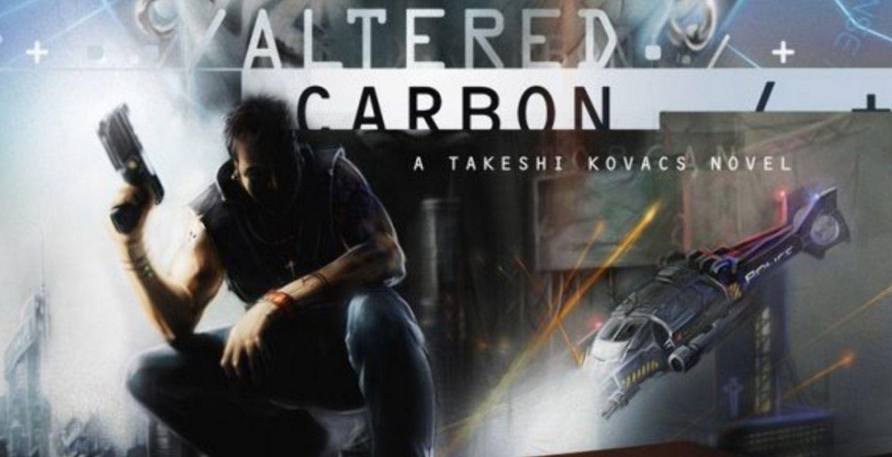 Netflix plockar upp Altered Carbon