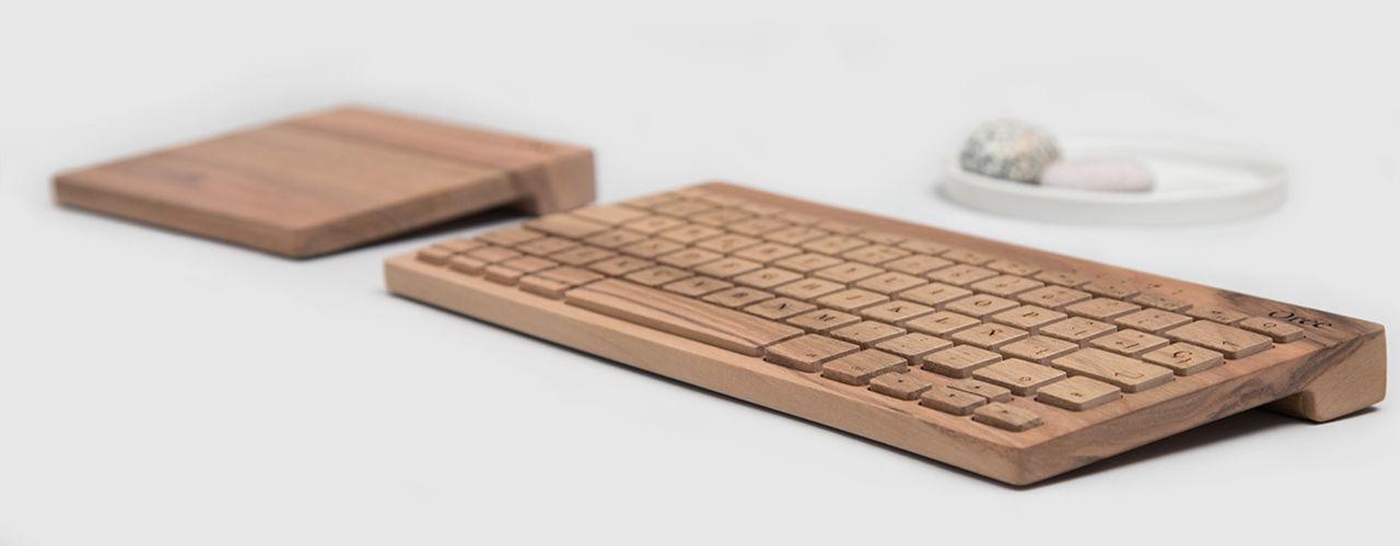 Orée släpper nytt tangentbord i trä