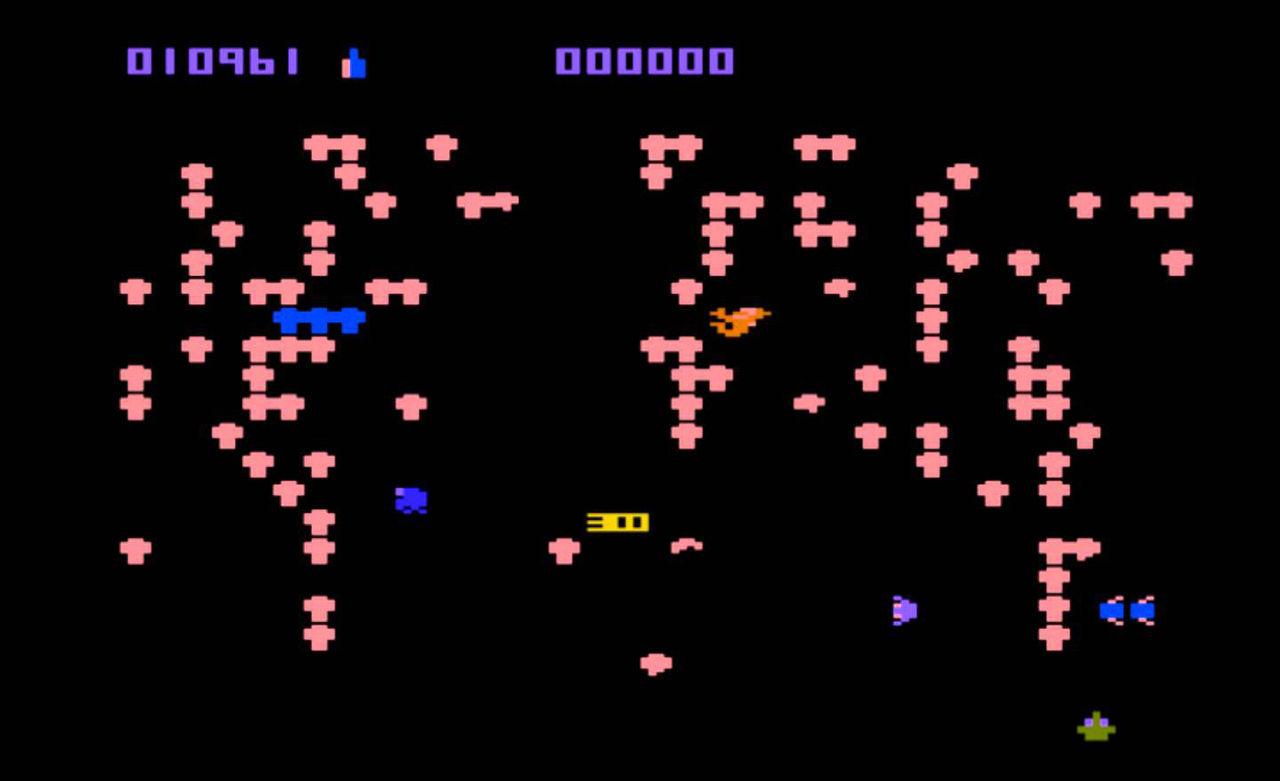100 klassiska spel från Atari anländer till Steam