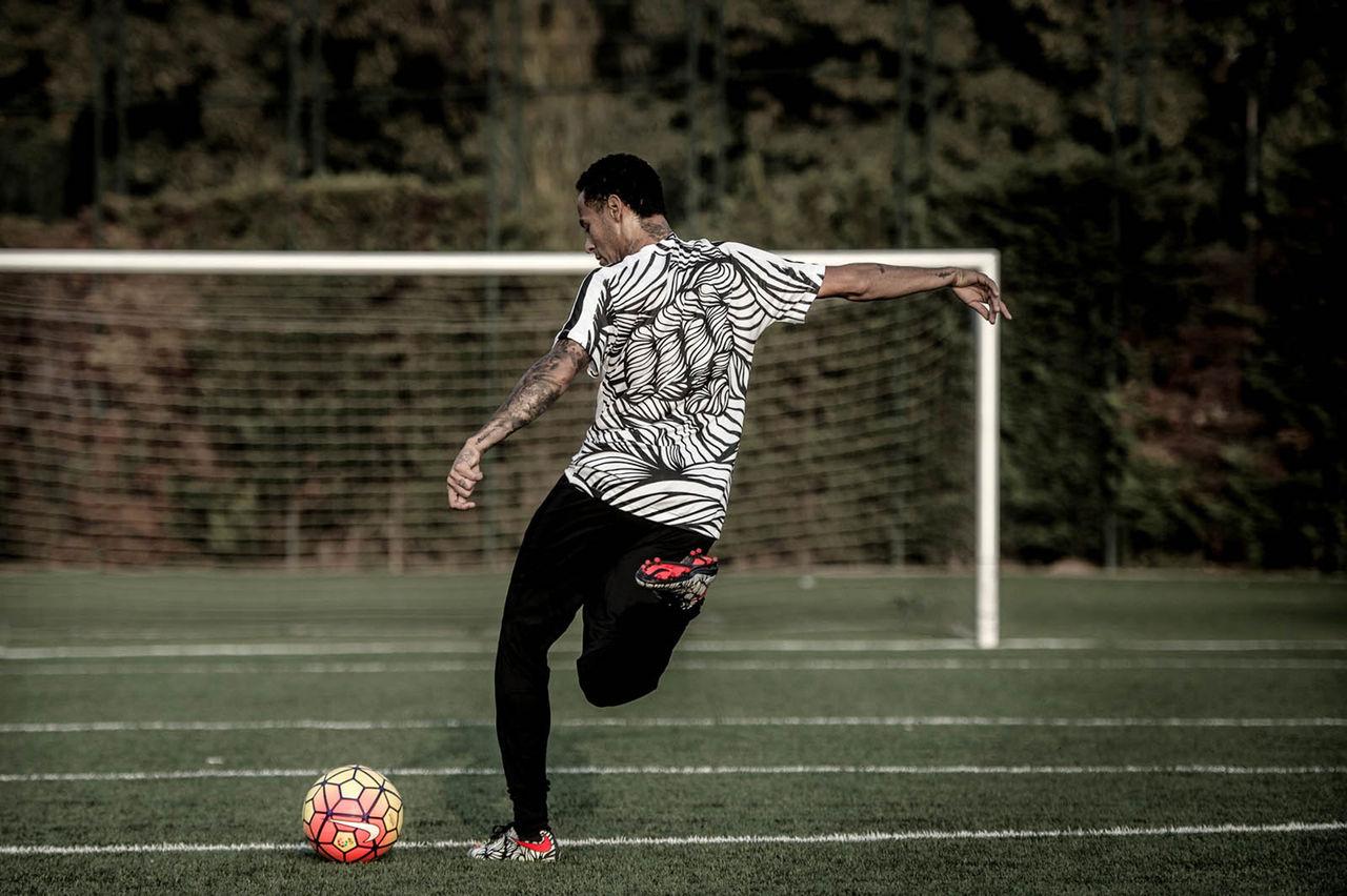Neymars nya fotbollsskor