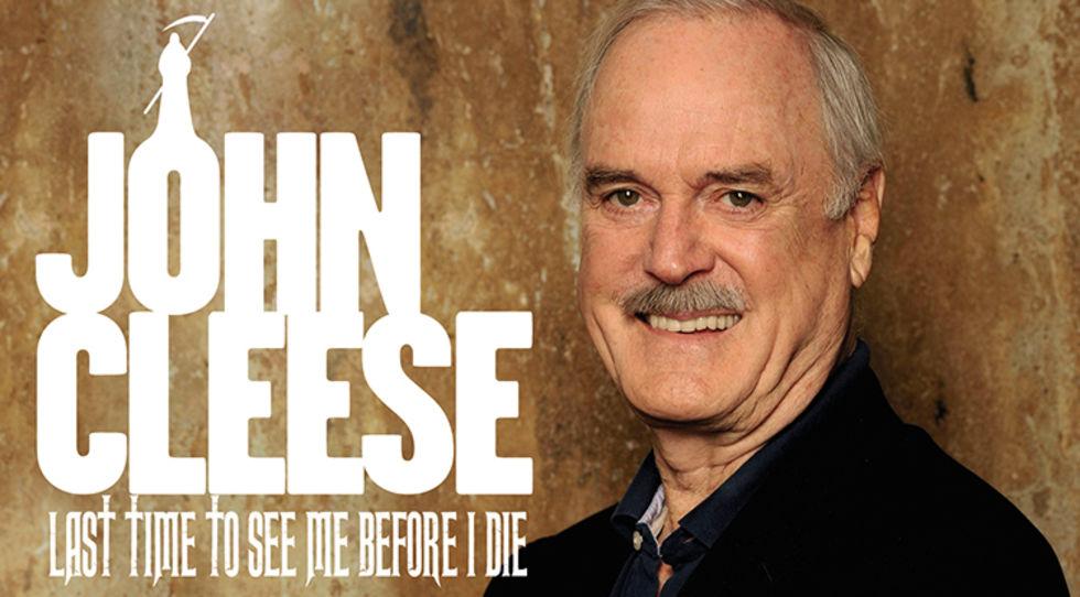 John Cleese till Malmö