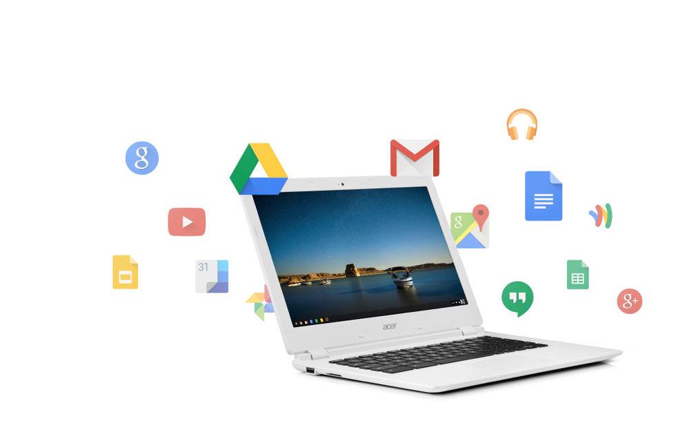 Google skänker 25 000 Chromebooks till flyktingar i Tyskland