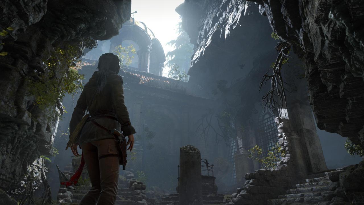 Nvidia släpper drivrutiner för Rise of the Tomb Raider