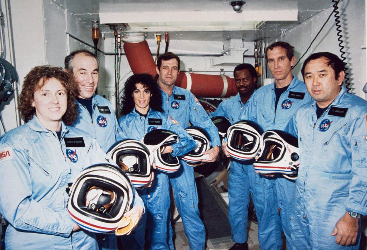 I dag är det 30 år sedan Challenger-olyckan