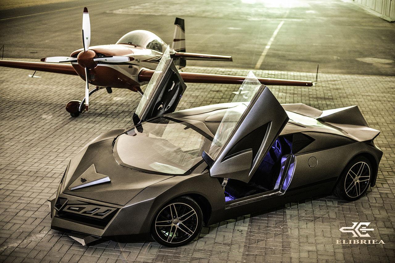 Qatar visar upp sin första superbil - Elibriea