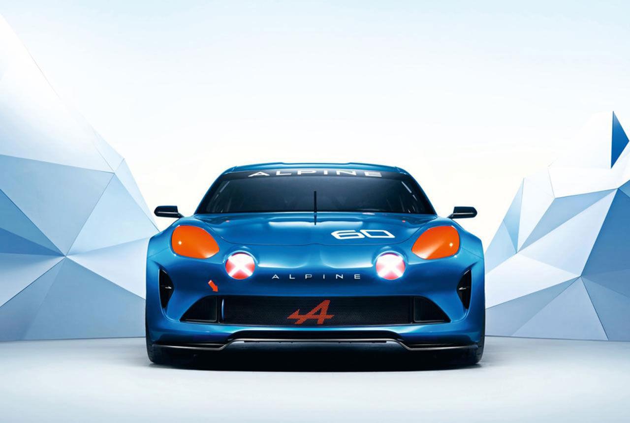 Renaults nya Alpine presenteras 16 februari