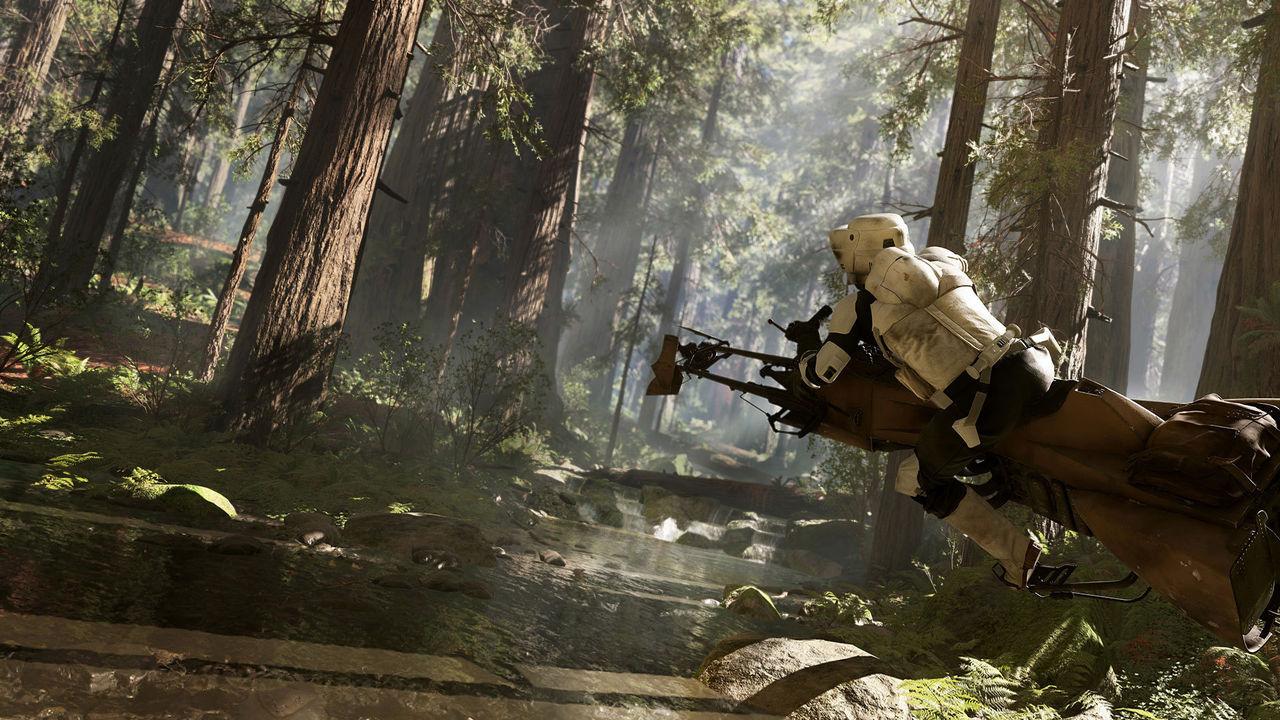 Battlefront nedsatt med 50 procent på Xbox Live