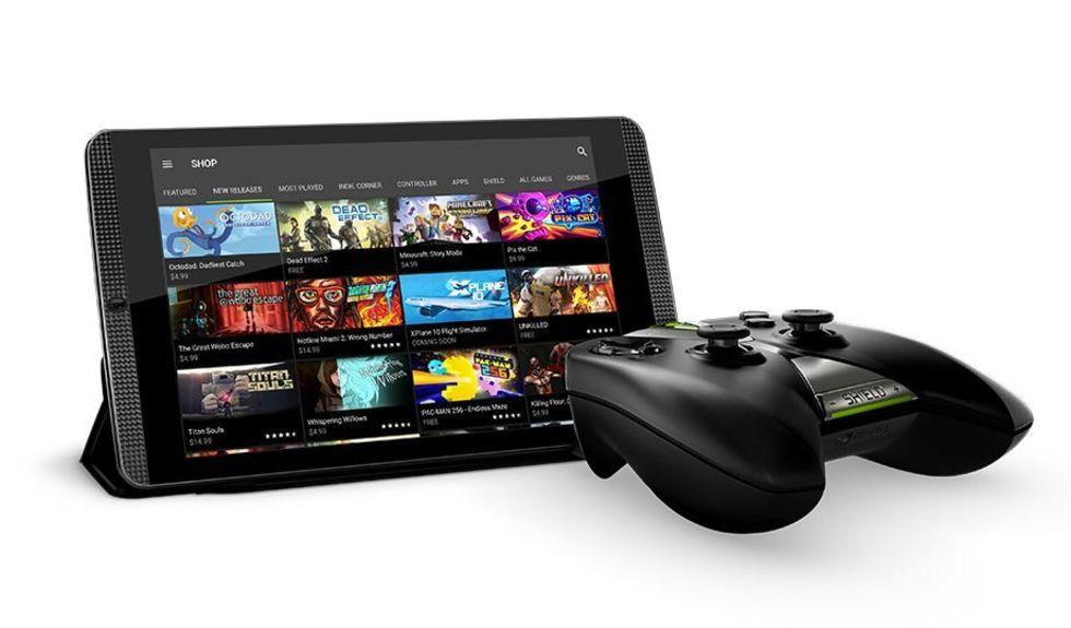Nvidia uppdaterar Shield Tablet till Marshmallow
