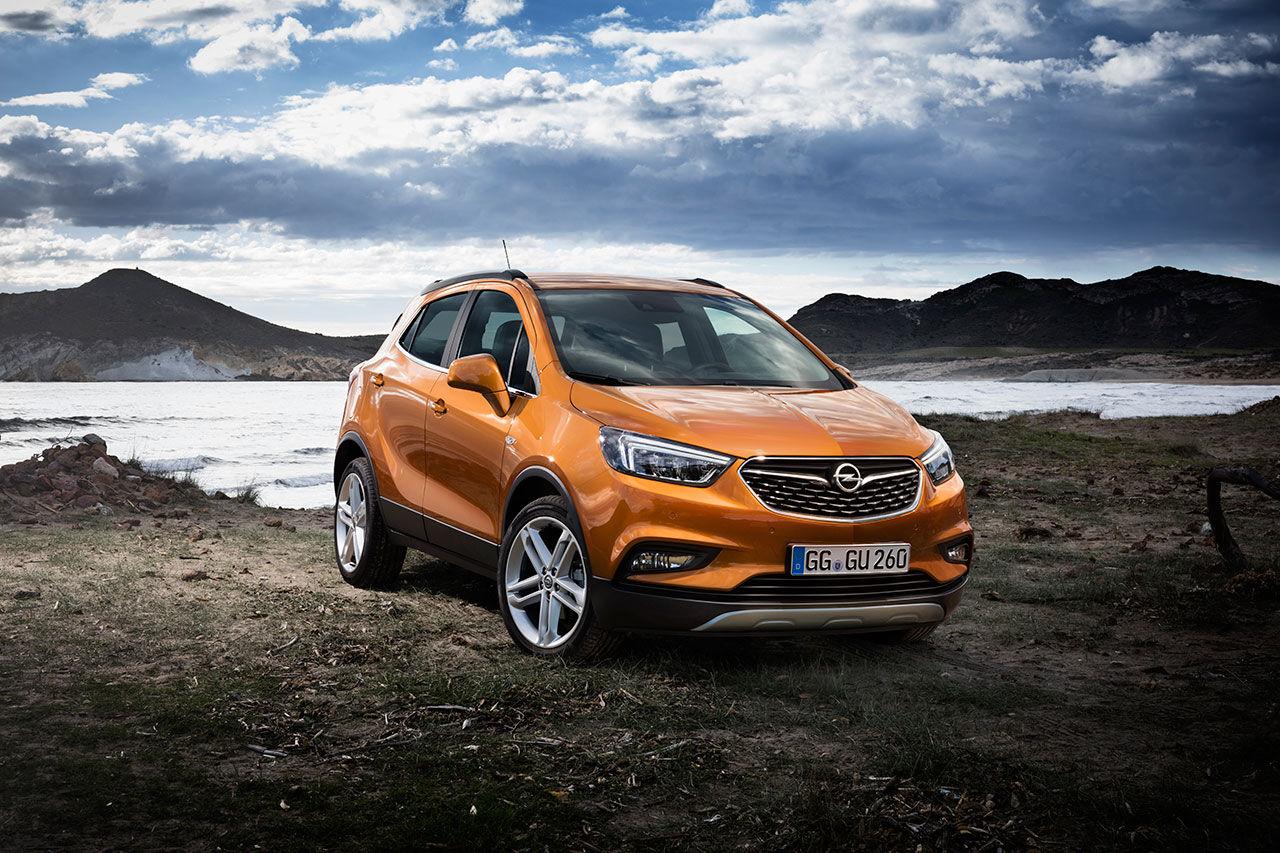 Opel presenterar Mokka X