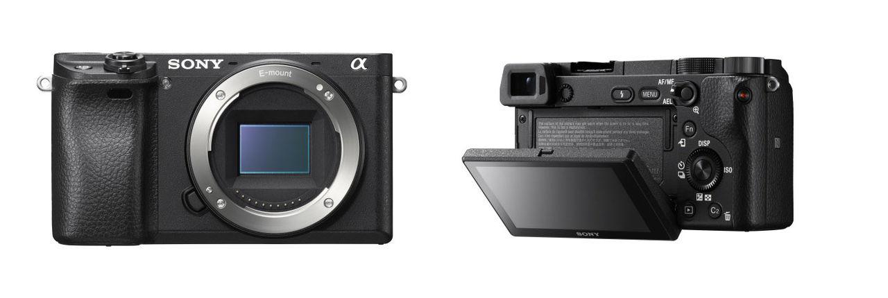 Sony presenterar kameran A6300
