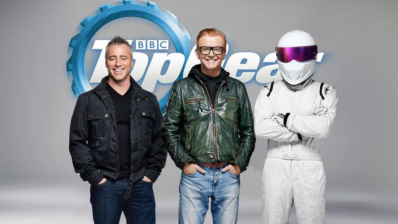Joey är en av programledarna i nya Top Gear