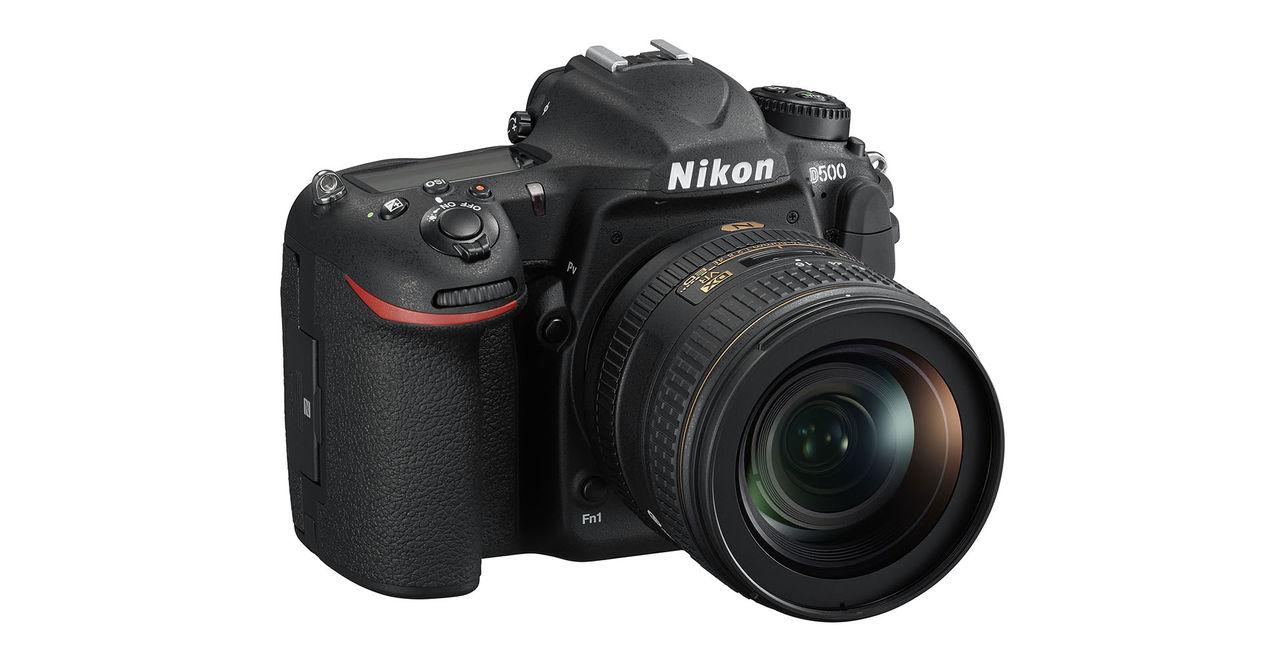 Nikon D500 försenas