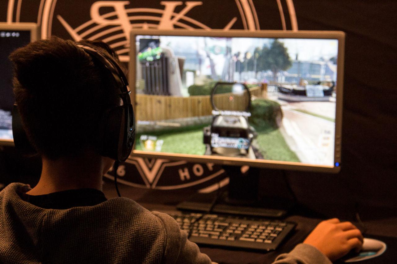 Digitala spelförsäljningen i Sverige ökar