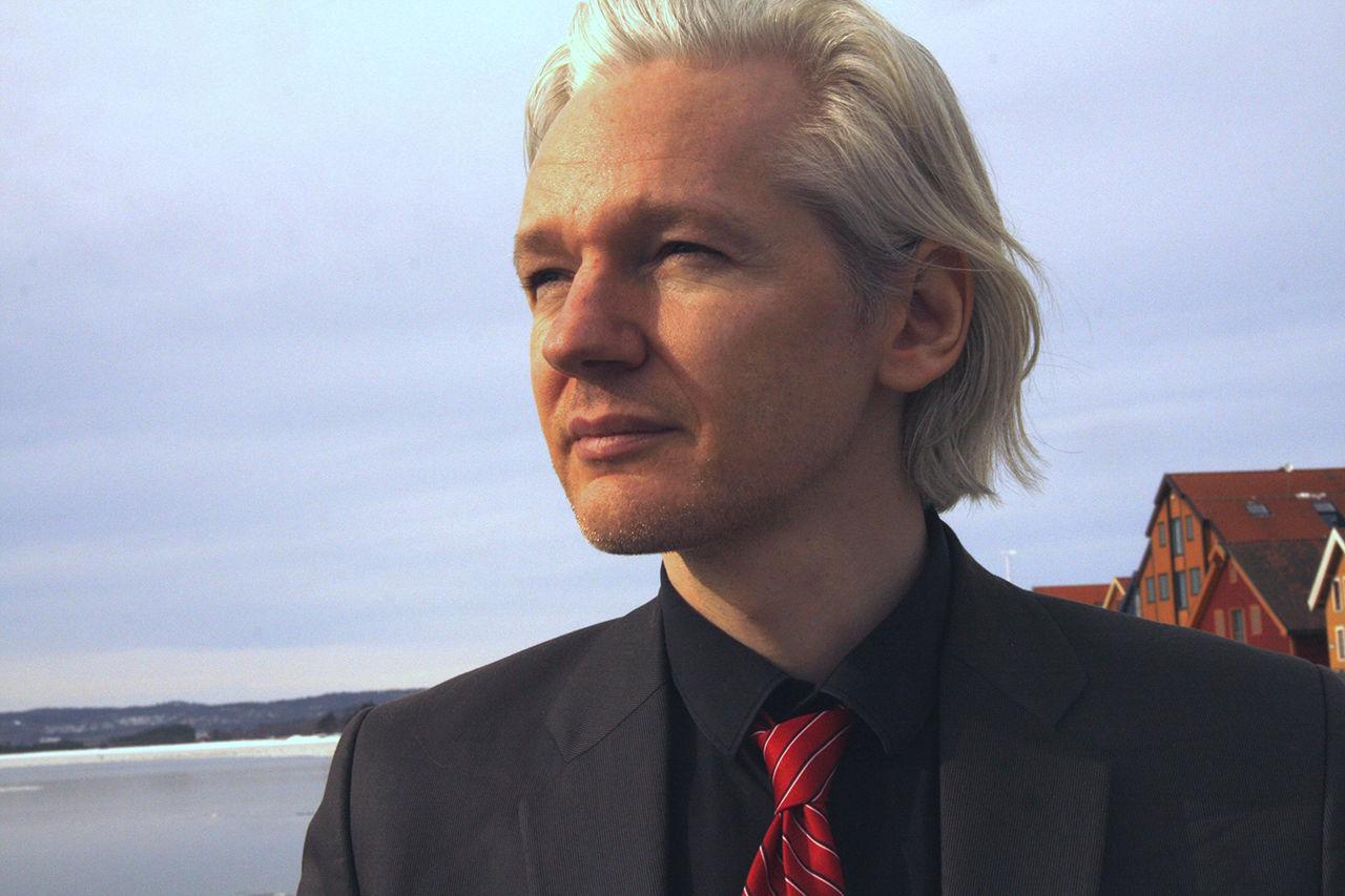 FN-grupp anser att Assange bör släppas fri