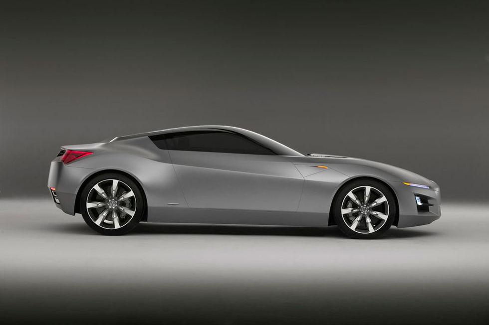 Bekräftat: Ny Honda NSX 2010. Med V10 och 500 hästkrafter ...
