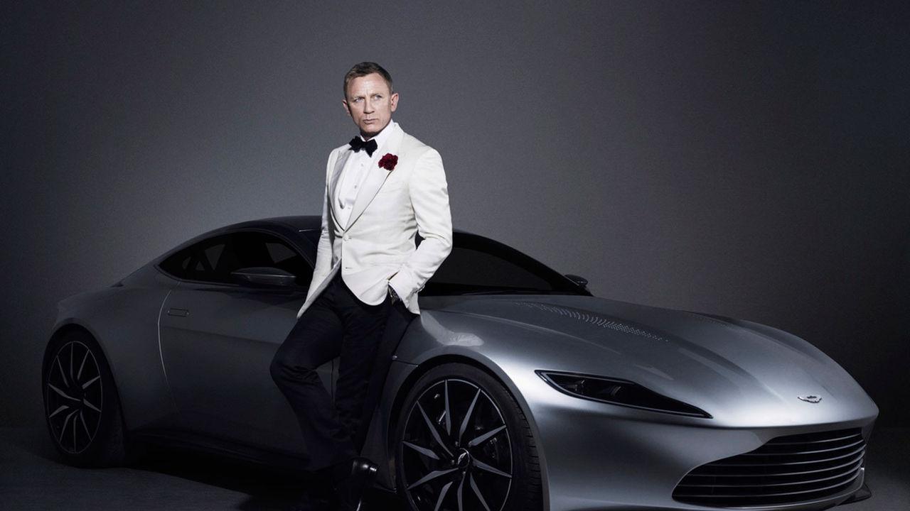 Prylar från James Bond Spectre